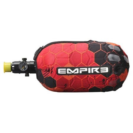Empire Paintball Bottle Glove FT - Red Hex