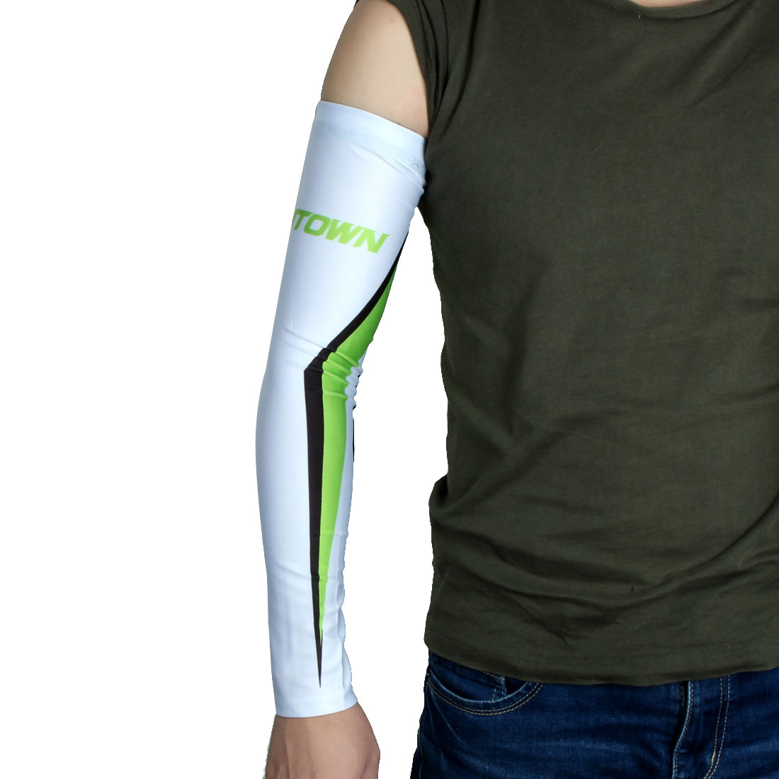 XINTOWN Authorized Cycling Wrap Cooler Band Arm Sleeves Support Protector M Pair - image 1 of 5
