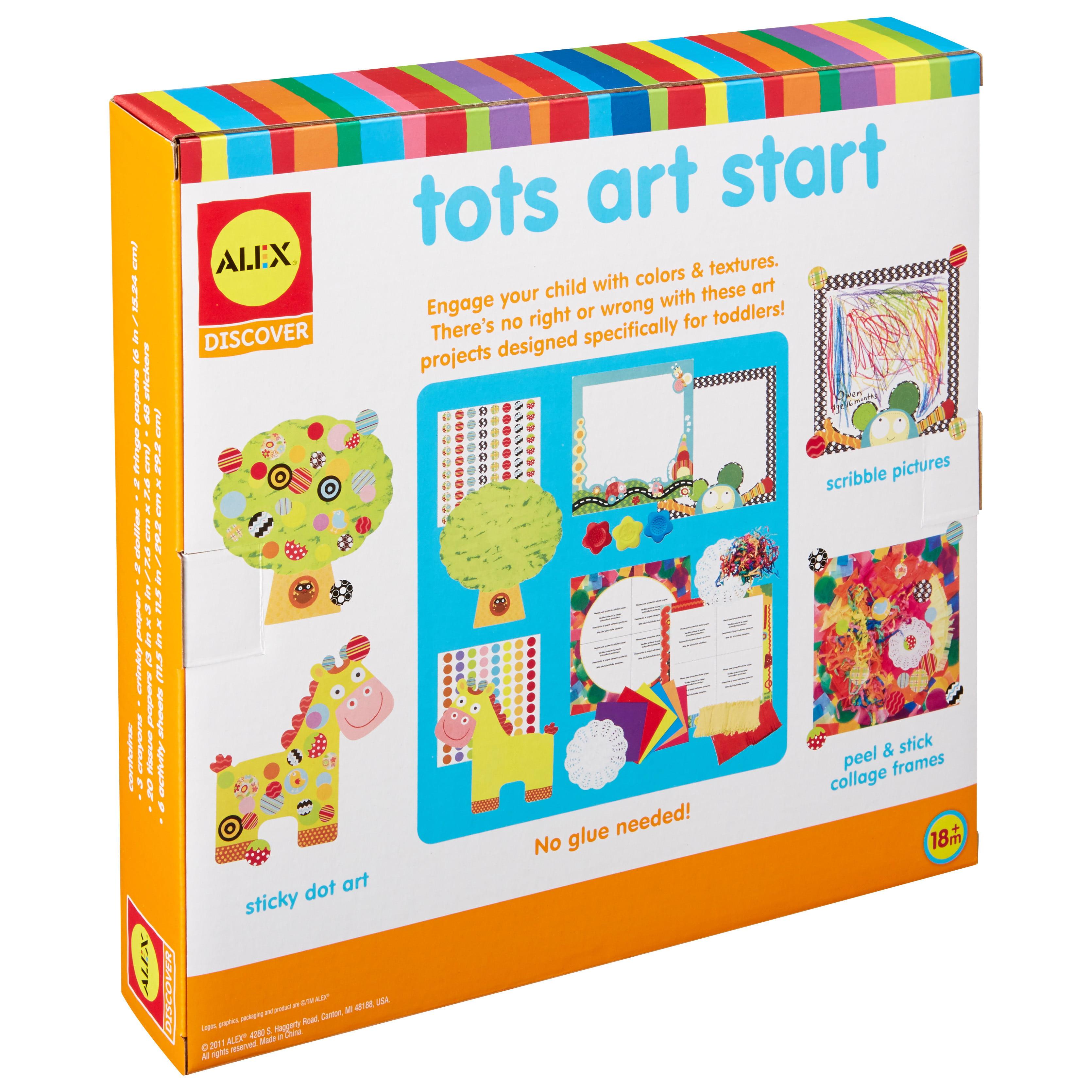 ALEX Discover Tots Art Gallery ALEX Toys 1827