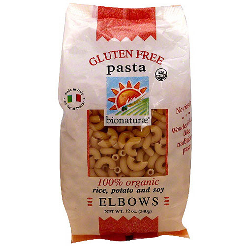 bionaturae Organic Elbows, 12 oz (Pack of 12)