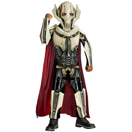 Deluxe Star Wars General Child Halloween Costume - Children's Star Wars Halloween Costumes