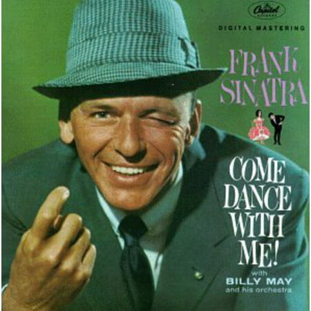 Frank Sinatra Come Fly With Me - Come Dance With Me (remastered) (CD) (Remaster)