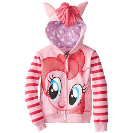 My Little Pony Girls' Pinky Pie Hoodie for $<!---->