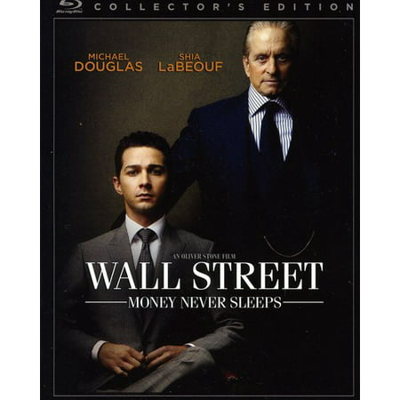 Wall Street: Money Never Sleeps (Blu-ray + Digital