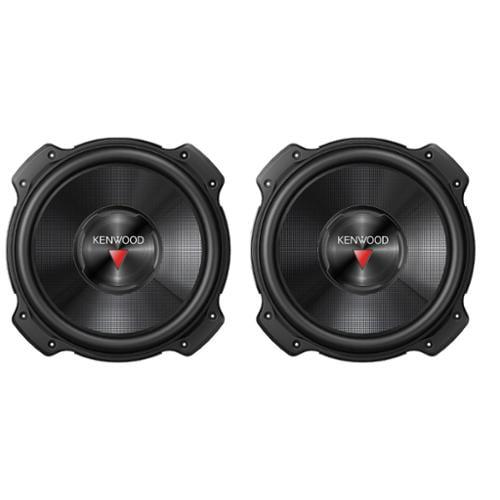 "2)  Kenwood KFC-W3016PS 12"" 4000 WATT Car Audio Subwoofers Subs Woofers 4 Ohm"