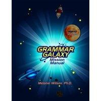 Grammar Galaxy: Grammar Galaxy: Nebula: Mission Manual (Paperback)