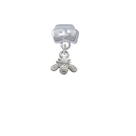 Mini Bee - Nurse Hat Charm Bead - Bee Charms