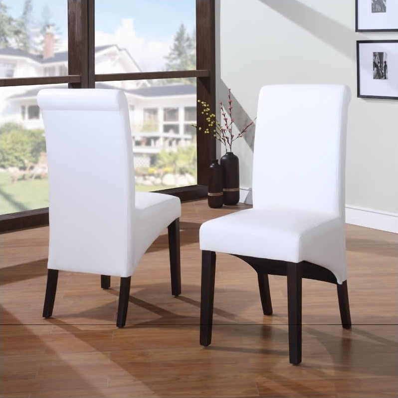 Modus Furniture Cosmo Parson Chair (Set of 2)