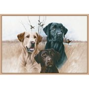 Custom Printed Rugs Great Hunting Dogs Doormat