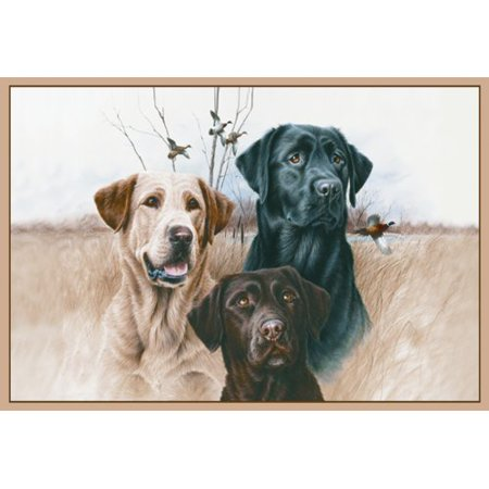 - Custom Printed Rugs Great Hunting Dogs Doormat