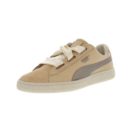 Puma Women's Basket Heart Up Natural Vachetta Leather Fashion Sneaker - 7.5M](Converse Clearance Store)