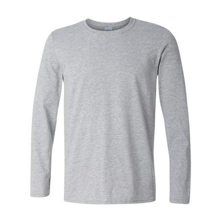 234c3f62b27aa Artix - Gildan Softstyle Long Sleeve T-Shirt - Walmart.com