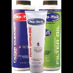 No toil ev109 evolution air filter oil 3/pk EV109