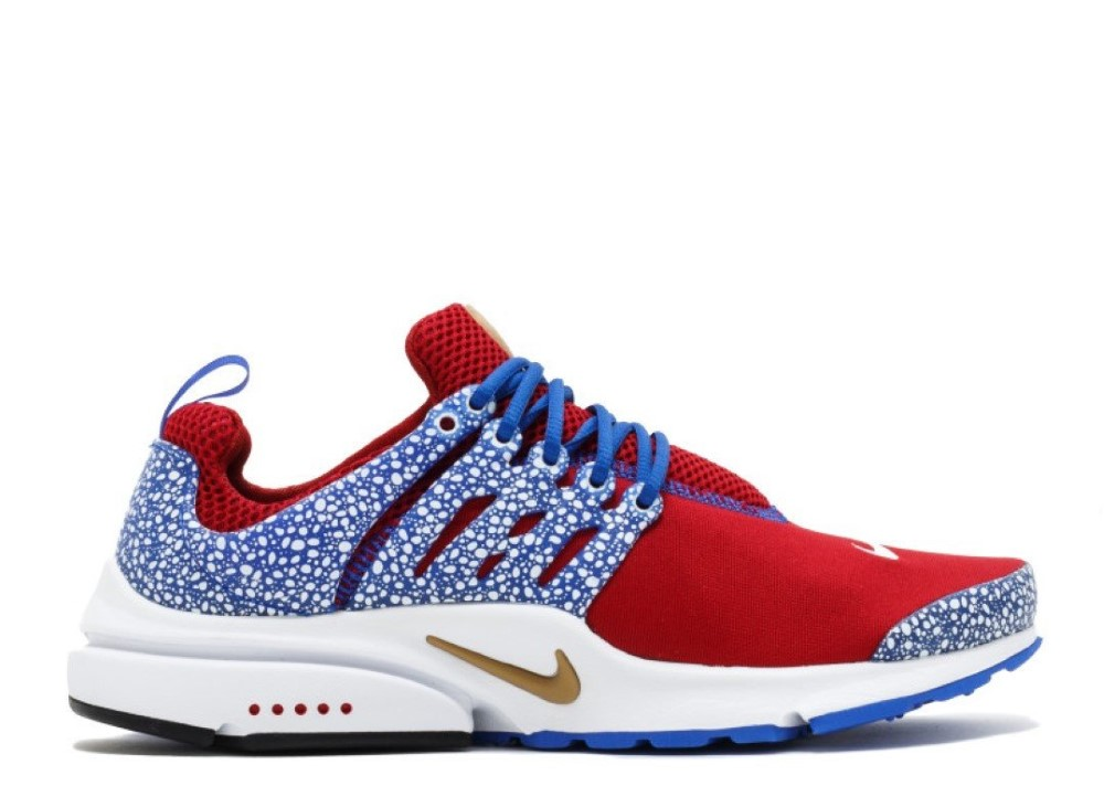 Nike - Men - Air Presto Qs 'Safari Pack' - 886043-600 - Size 6