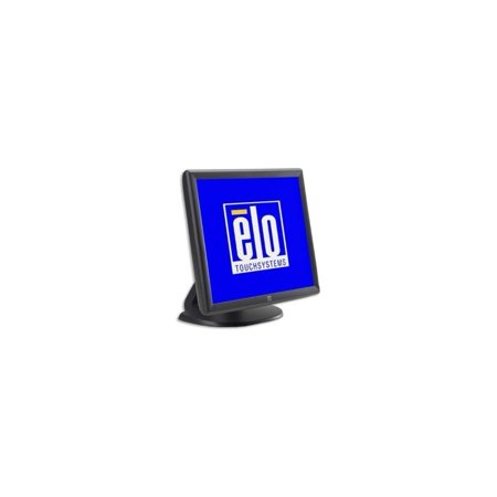 "Elo (E266835) Touch Systems Intellitouch 19"" Desktop Touchscreen Monitor (1915L Dark Gray)"