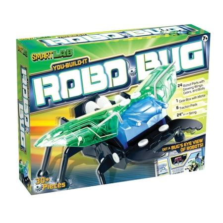 Smart Lab Robo-Bug Building Kit](Bug Collection Kit)
