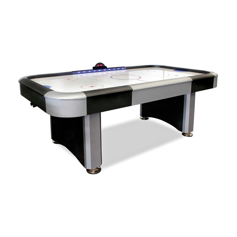 DMI Sports 7 ft. American Legend Air Hockey Table with Interactive Lighted Rail by Escalade Sports