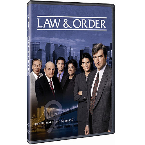 Law & Order: The Ninth Year (Anamorphic Widescreen)