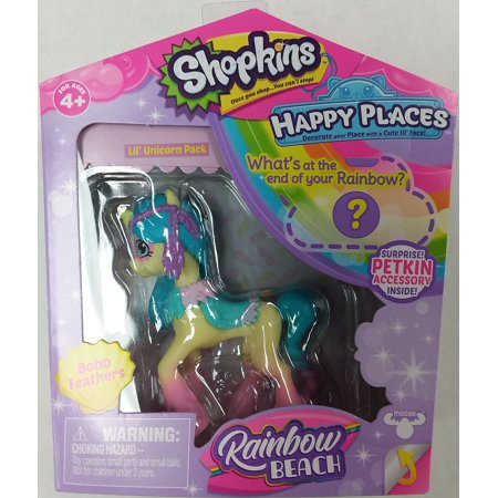 Shopkins Spkn Happy Places Boho Feathers (Feather Place)