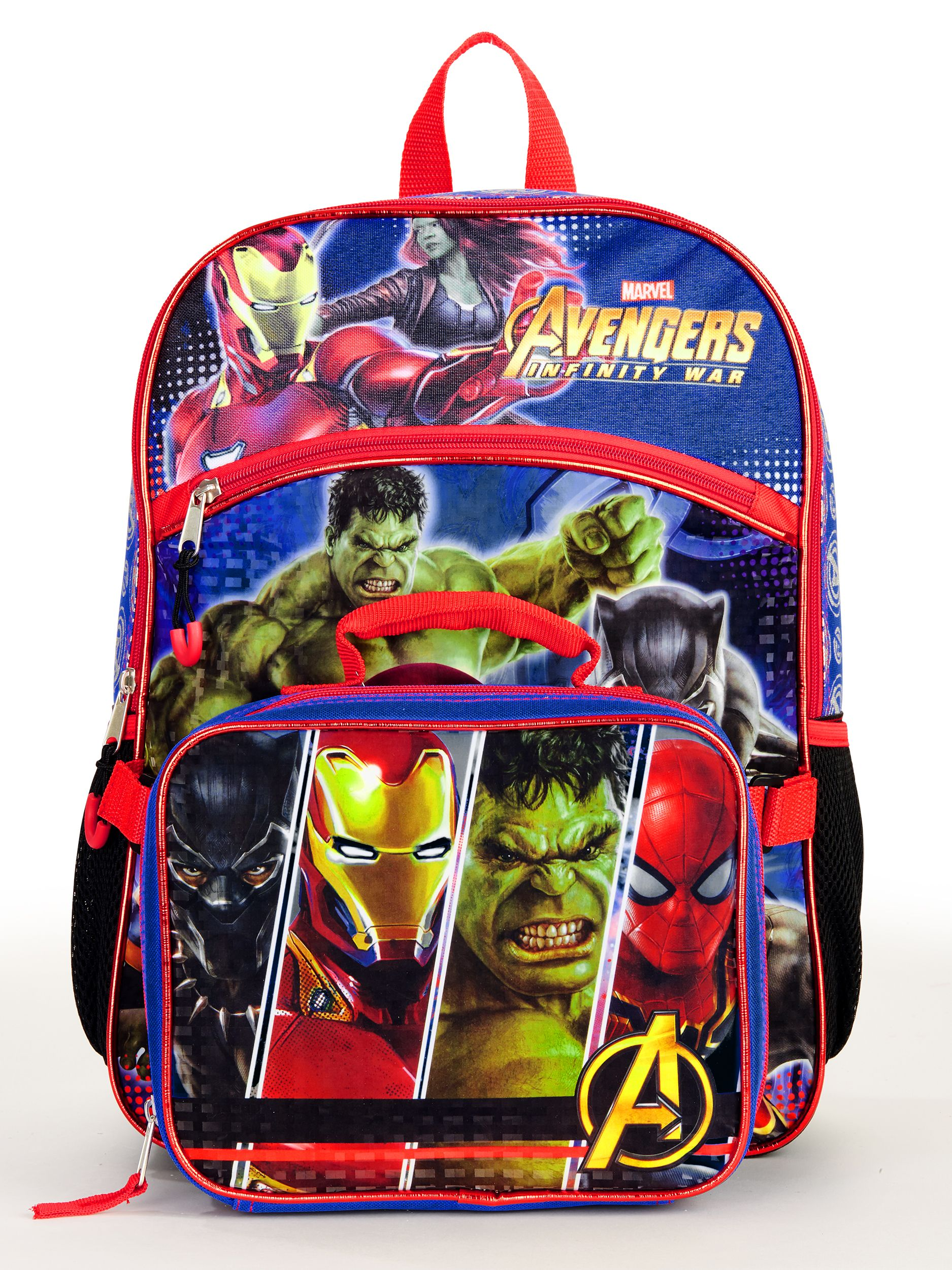 The Avengers Avengers Infinity War Boys Backpack With