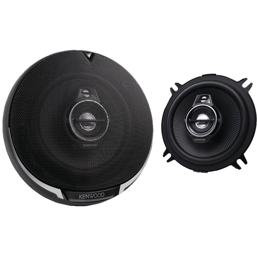"Kenwood KFC-1395PS 5.25"" 3-Way Speaker System, 320 Watts Max Power"