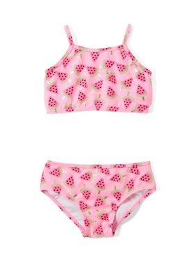 Freestyle Revolution Printed Bikini Swimsuit (Baby Girls & Toddler Girls)