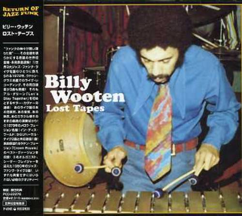 Billy Wooten - Lost Tapes [CD]