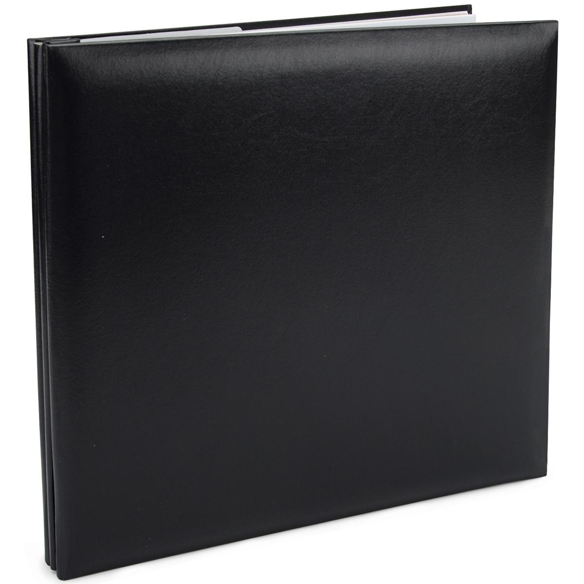 "Pioneer Leatherette Post Bound Album 12""X12"" - image 1 de 1"