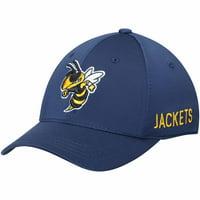 Georgia Tech Yellow Jackets Top of the World Choice Flex Hat - Navy