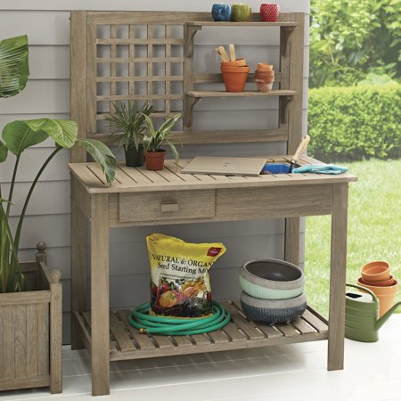 Better Homes And Gardens Camrose Farmhouse Outdoor Potting