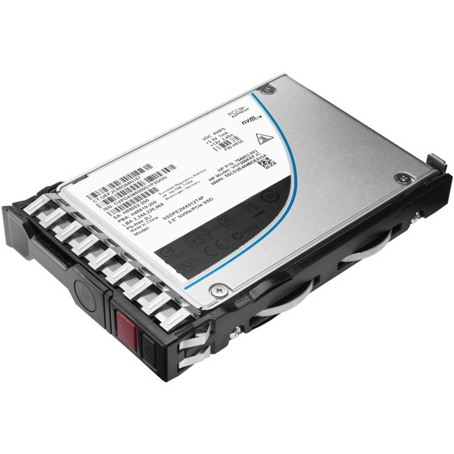 "HPE 875483-B21 240GB 2.5"" SATA Internal Solid State Drive - Hot Pluggable"