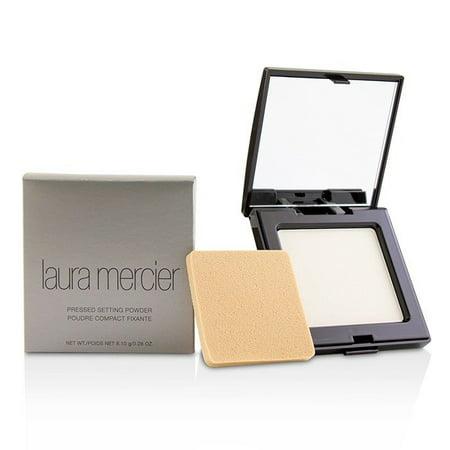 Laura Mercier - Pressed Setting Powder - Translucent (Laura Mercier Mineral Pressed Powder Rich Vanilla)
