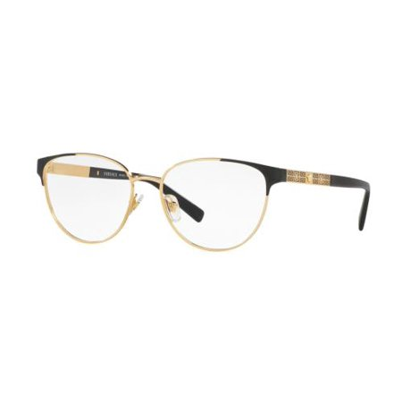 f37567826d VERSACE Eyeglasses VE1238 1002 Gold 54MM - Walmart.com