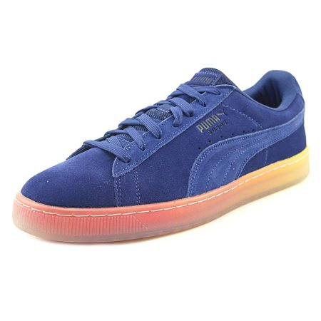 finest selection 9eb56 59ff9 Puma Suede Classic ManeetVesperum Round Toe Sneakers Shoes