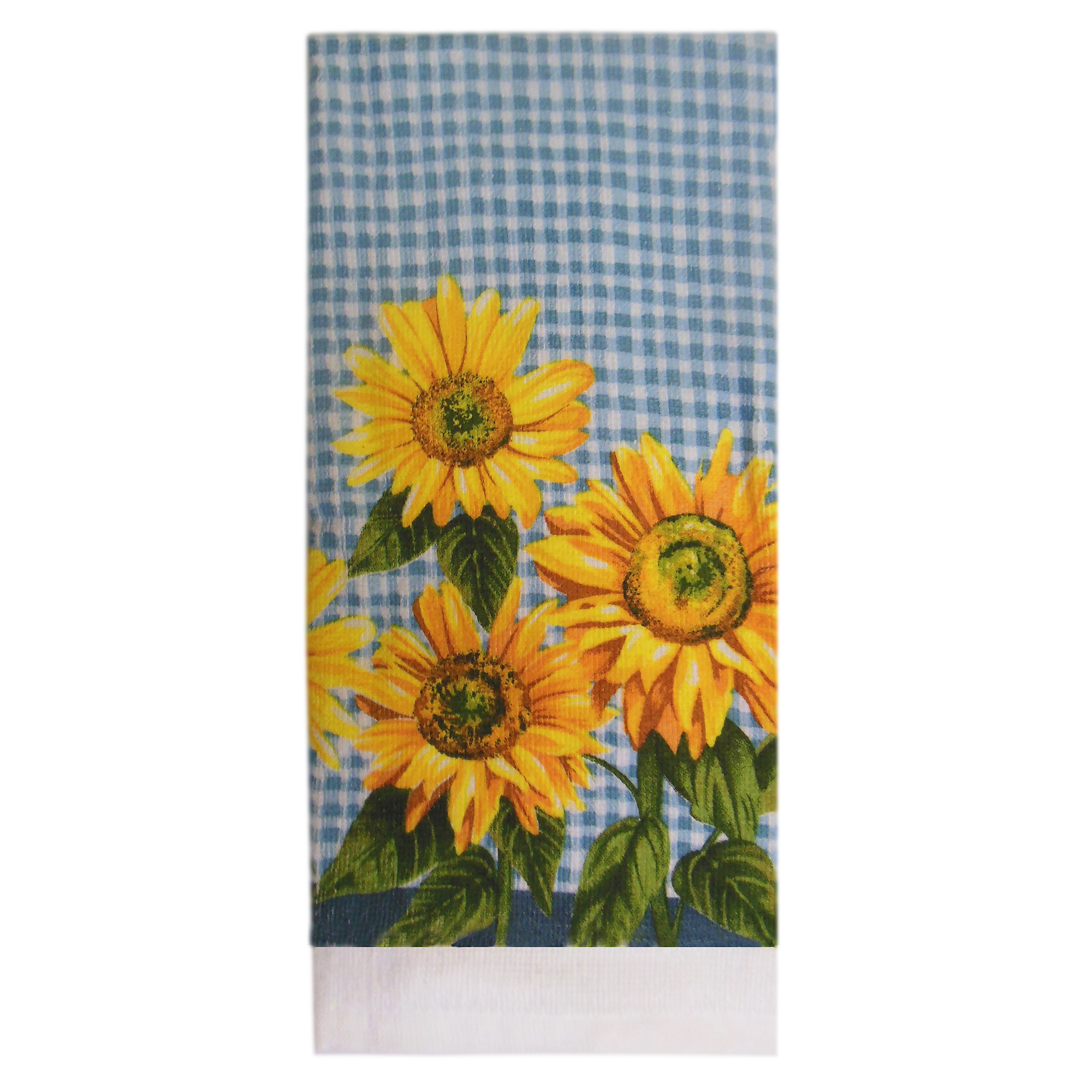 Mainstays Sunflower Kitchen Towel
