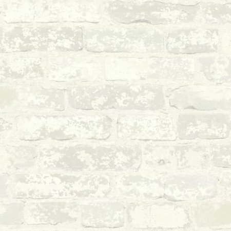 Roommates Stuccoed White Brick Peel And Stick Wallpaper