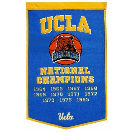 Winning Streak Sports 76095 UCLA Banner - image 1 of 1