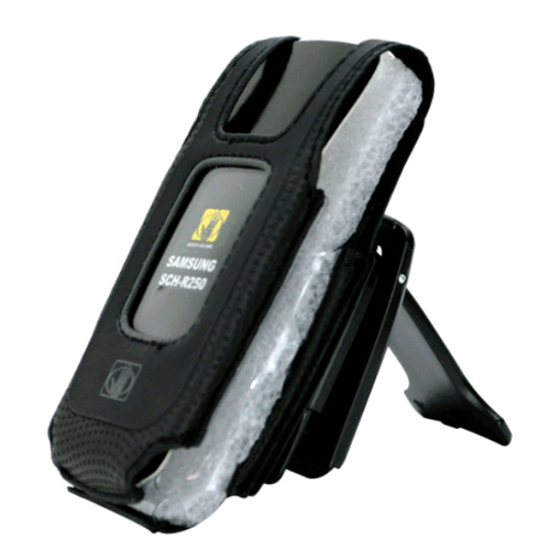 Body Glove Snap-On Case for Samsung Contour SCH-R250 with Swivel belt clip