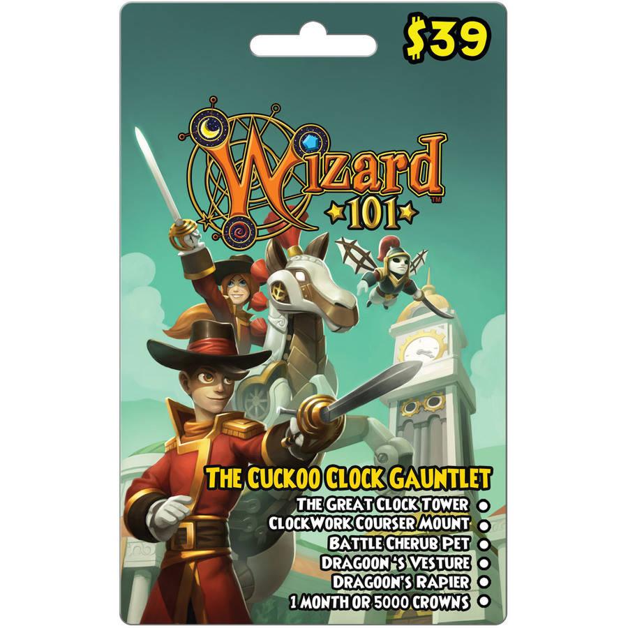 wizard101 cuckoo clock gauntlet email delivery walmart com