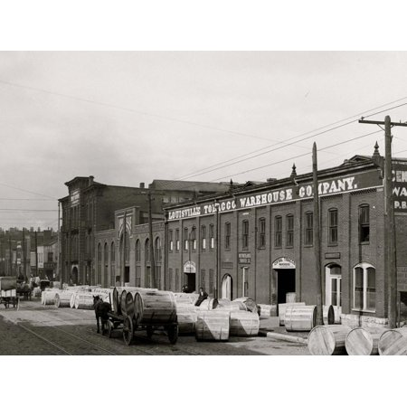 A Tobacco Warehouse, Louisville, Ky. Print Wall Art](Party Store Louisville Ky)