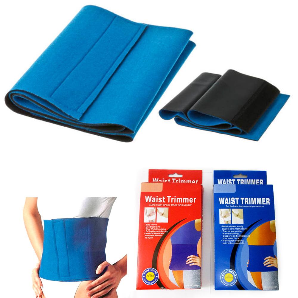 Thigh High Waist Trimmer Exercise Wrap Belt Sauna Sweat Slimming Shaper Fat Burn