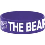 Bunny The Bear Men's The Bear Rubber Bracelet Purple