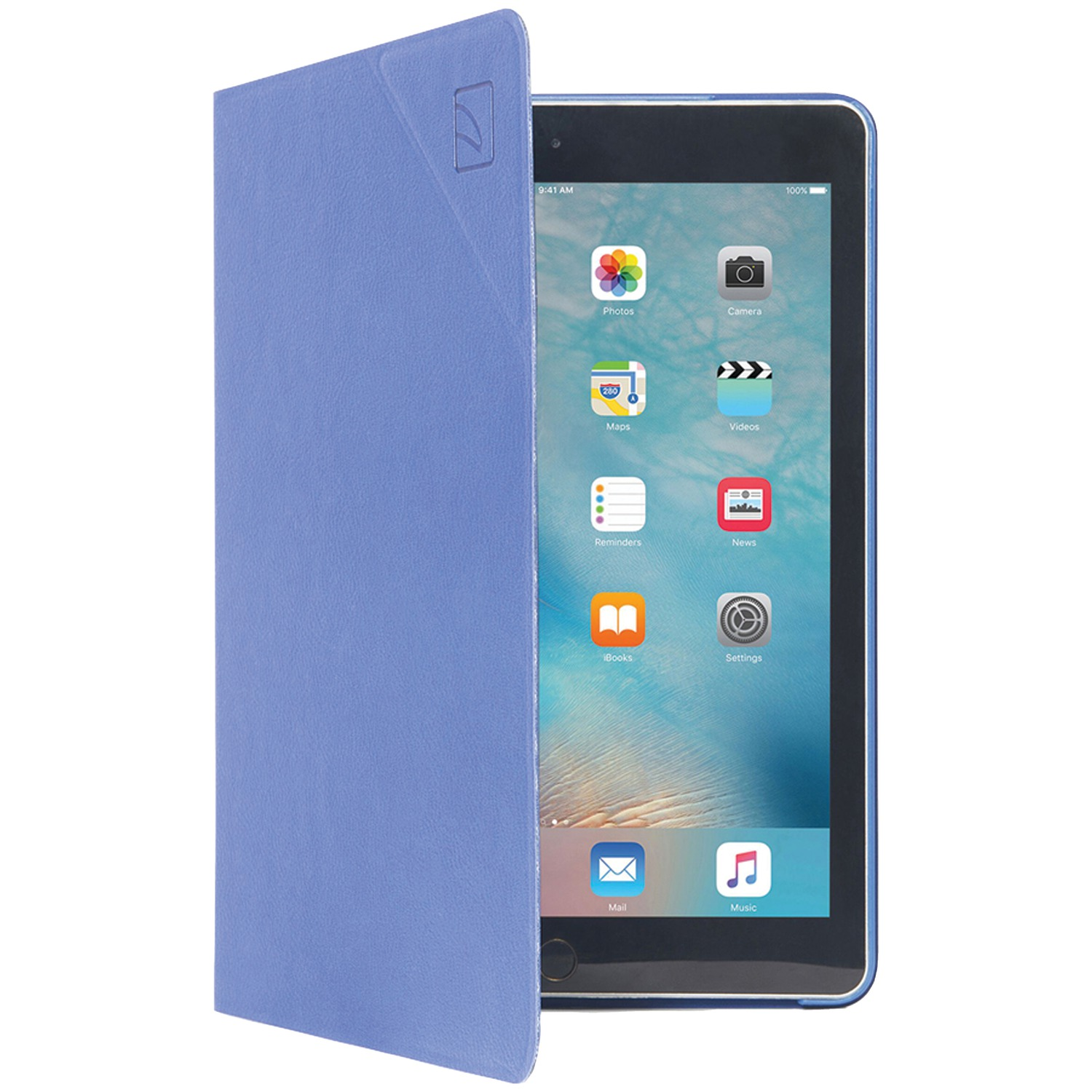 Tucano Angolo Folio Case for iPad Pro 9.7in, Blue