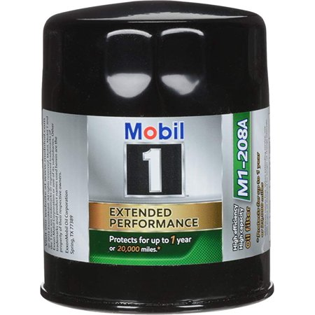 Mobil 1 Oil Filter >> Mobil 1 M1 208a Extended Performance Oil Filter