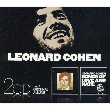 Songs of Leonard Cohen & Songs of Love & Hate