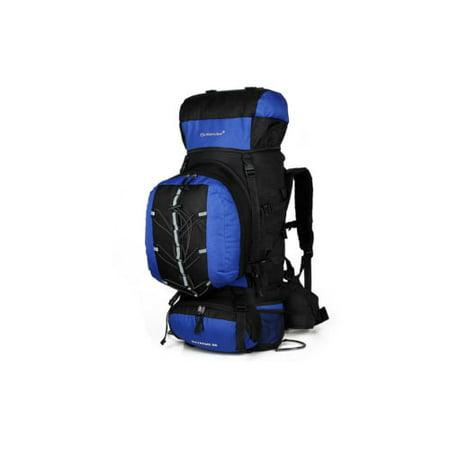 7e75b7f8244b Ktaxon Outlander-2453 Hiking Backpack, 70L+10L Capacity, 600D Dual ...