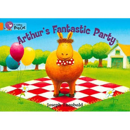 Arthur's Fantastic Party Workbook