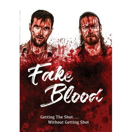 Fake Blood (DVD) - Using Fake Blood