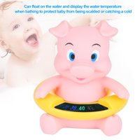 2 Types Baby Infant Bath Tub Thermometer Shower Water Temperature Tester Toy,Bath Thermometer, Baby Bath Thermometer