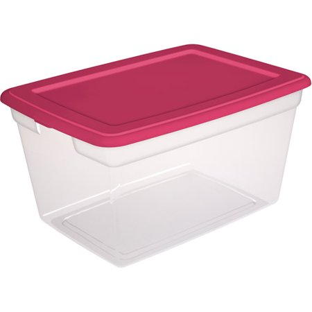 Sterilite 58 Qt Storage Box